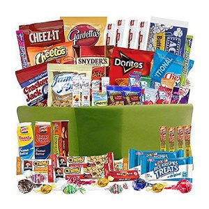 Snacks for All Your Staff