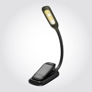 Rechargeable Book Light – Gift Idea for Bookworm