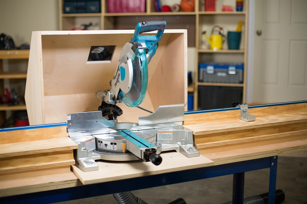Miter Saw For Beginners 1
